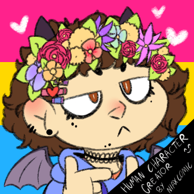 First Character Creator Picrew