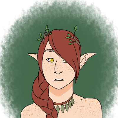 The Gigaverse: Forest Elves|Picrew