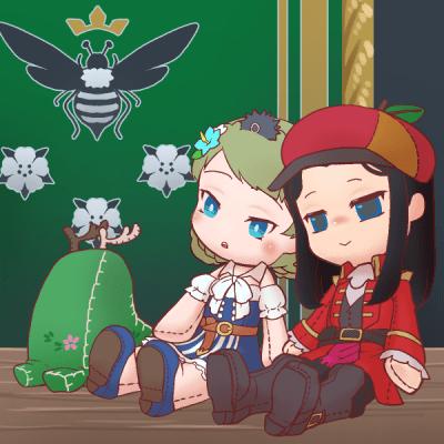 エルネア〜お人形さんメーカ〜|Picrew